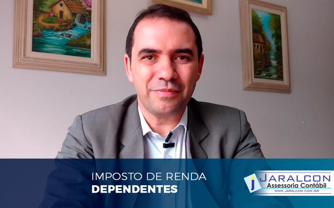 Imposto de renda | Dependentes